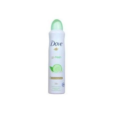 Dove déodorant Go fresh...