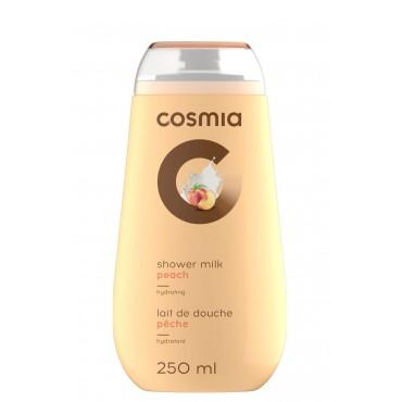 Cosmia lait de douche pêche...
