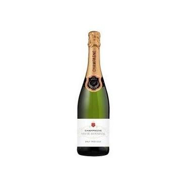 Veuve Bonneval champagne...