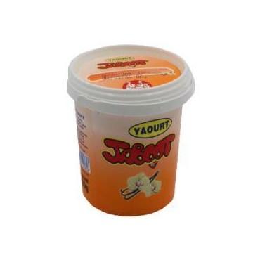Jaboot yaourt à la vanille...