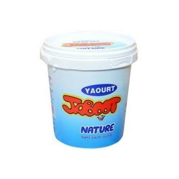 Jaboot yaourt au naturel...
