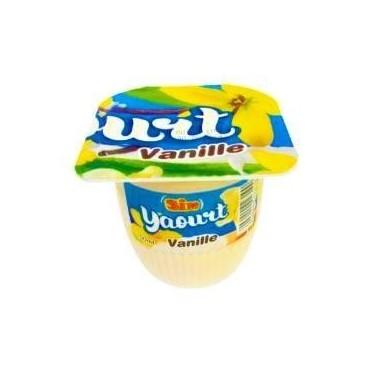 Sim yaourt goût vanille pot...
