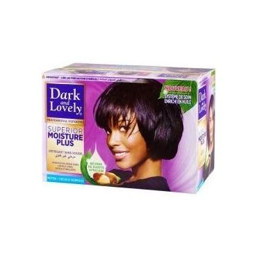 Dark & Lovely kit défrisant...
