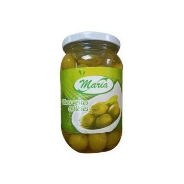 Maria olives vertes...