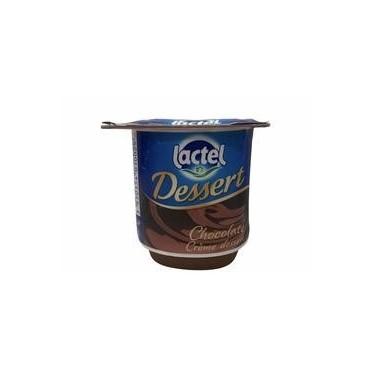 Lactel crème dessert saveur...