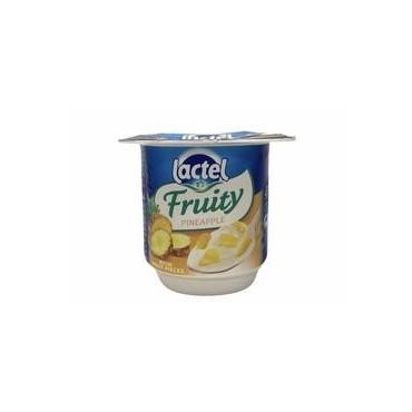 Lactel fruity Ananas 125g
