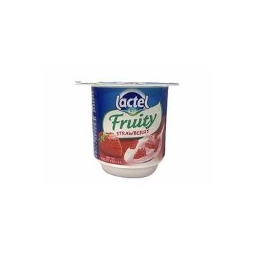 Lactel fruity fraise 125g