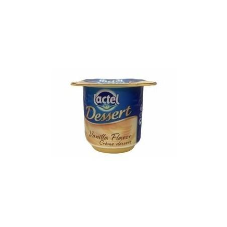 Lactel crème dessert saveur Vanille 125g