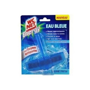 WC Net Energy eau bleue...