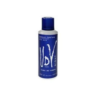 Ulric De Varens déodorant...