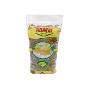 Jaboot thiakri de mil frais...