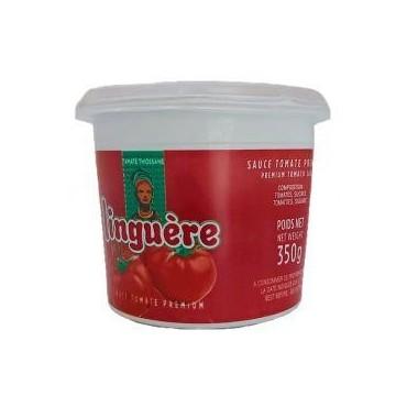 Linguère sauce tomate...