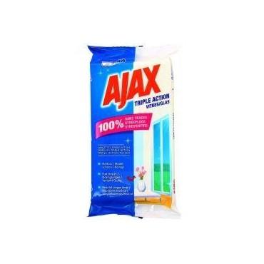 Ajax lingettes triple...