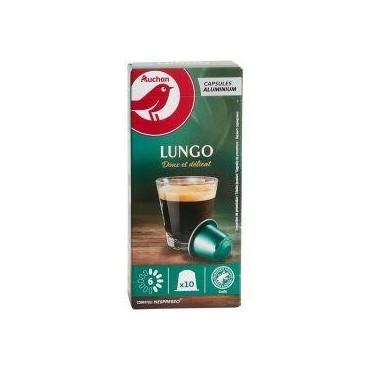 Auchan 10 capsules de café...