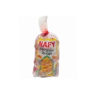 Nafy merguez rouge surgelé...