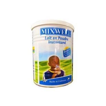 Mixwell lait en poudre...