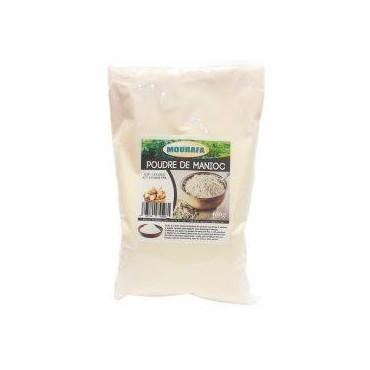 Mourafa poudre de manioc...