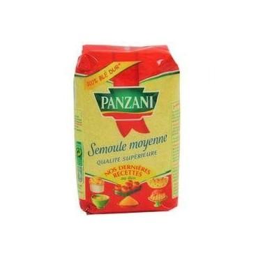 Panzani semoule moyenne de...