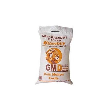 GMD Gaïnde farine boulangère blé tendre sac 5 kg