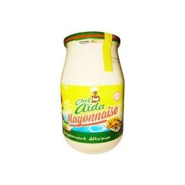 Chef Aïda mayonnaise à...