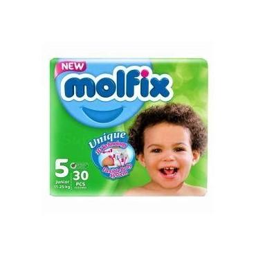 Molfix couches bébé 11-25...