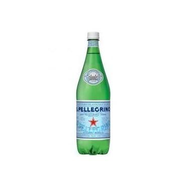 San Pellegrino eau gazeuse...