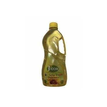 Jadore huile de tournesol...