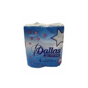 Dallas papier toilette...