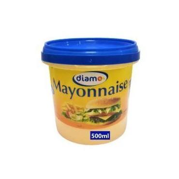 Diamo mayonnaise pot 500ml