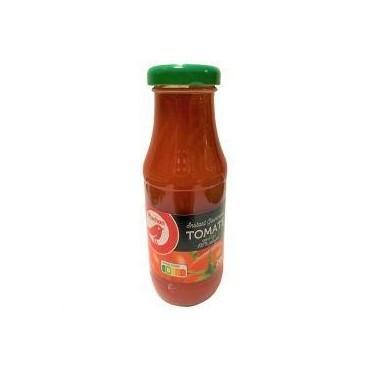 Auchan pur jus de tomate...