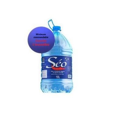 Séo eau minérale naturelle...