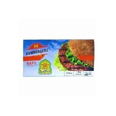 Nafy viande hamburgers...