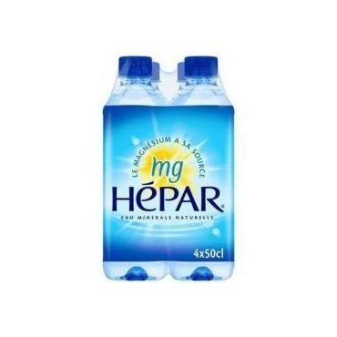 Hépar eau minérale...