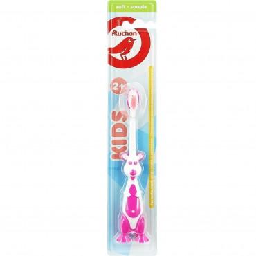 Auchan brosses à dents...