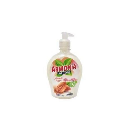 Armonia lave-mains amande douce 500ml