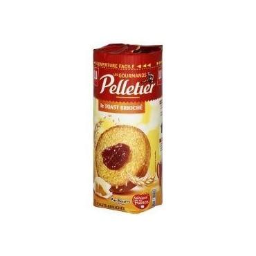 Pelletier toast brioché pur...