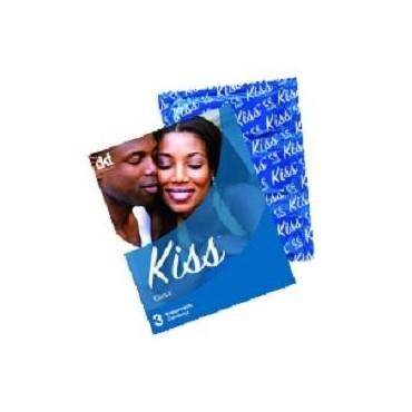 Kiss préservatifs perlés...