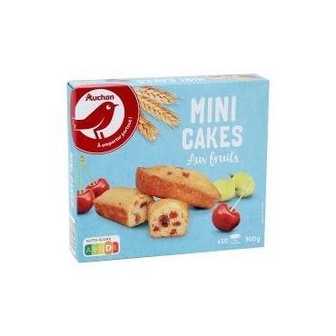 Auchan mini cakes aux...
