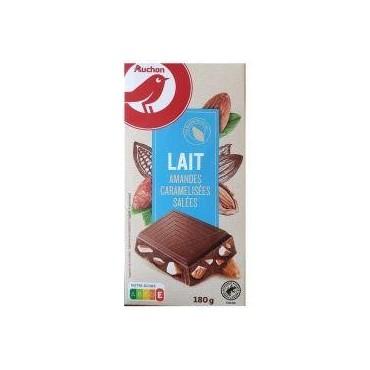 Auchan tablette chocolat au...
