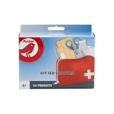 Auchan Kit premier secours...