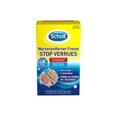 Scholl stop verrues pour...