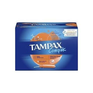 TAMPAX Compaq tampons avec...