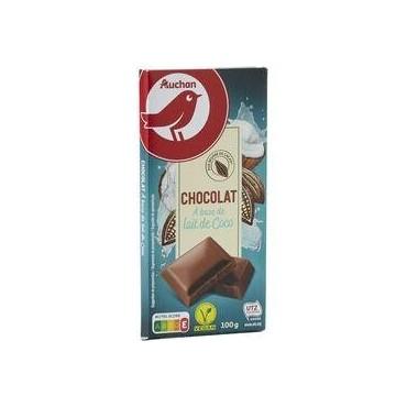 AUCHAN Tablette de chocolat...