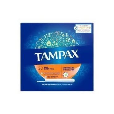 Tampax tampon régulier...