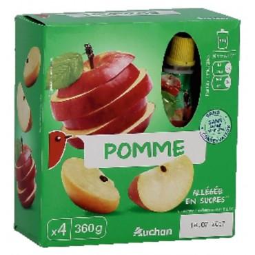 Auchan spécialité de pomme...