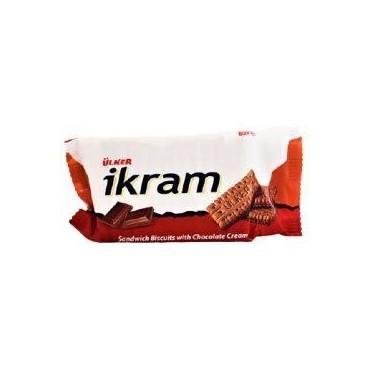 Ülker Ikram biscuits...