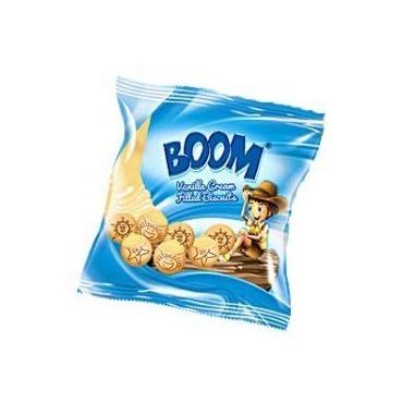 Boom biscuits fourrés à la...