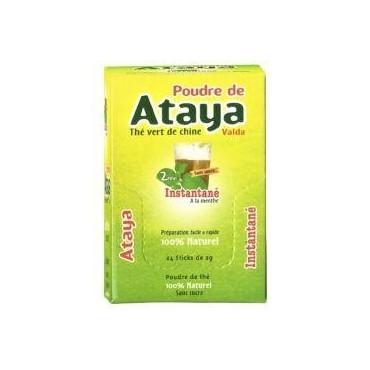 Valda Ataya poudre de thé...
