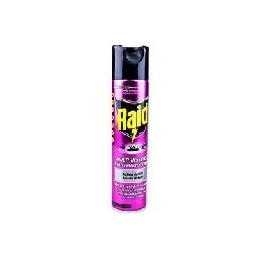 RAID insecticide aérosol...