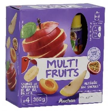 Auchan spécial multi fruits...